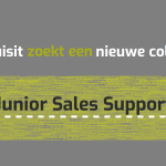 Xquisit zoekt versterking: Junior Sales Support