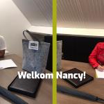 Welkom Nancy!