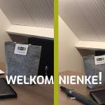 Welkom op Xquisit HQ, Nienke!