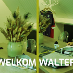 Welkom Walter!
