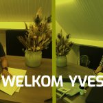 Welkom Yves!